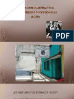 presentacion agep