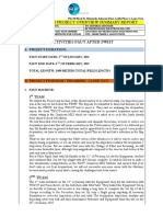 Project Cloe Out Summary PDF