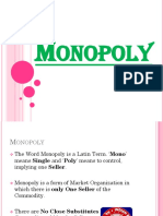Lecture 8 Monopoly (1)