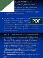 A Neurose Obsessiva - Apresentação Slide