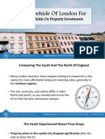 Look Outside of London for Higher Yields on Property Investments
