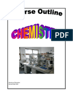 MOE Chemistry Course Outline (Revised 4 Oct 2016)