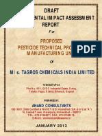 Tagro Chemicals India Eia