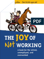 The Joy of Not Working eBook