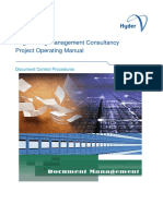 Document Control Manual