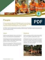 PT NHM Factsheet People