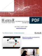 Harrier Information Systems Private Limited - On Time Every Time
