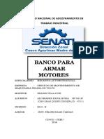 Banco Para Armar Motores
