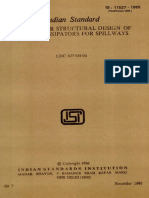 IS11527 -1985 Criteria for Structural Design of Energy Dissi