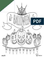 Calabazas de Halloween 01
