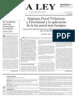 Diario La Ley 15 Marzo