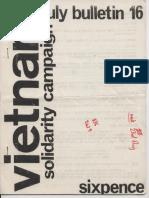 n16 July 1968 Vsc Bulletin