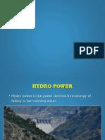 J&K Hydro Power Potential