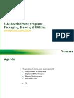 FLM - Maintenance Management