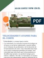 142712412-Velocidades-de-Corte-y-Rpm-en-El-Torno.pptx