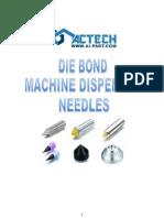 Die Bond Machine Dispenser Needle