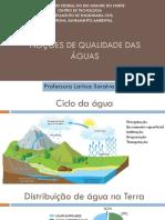 Noes Sobre a Qualidade Das Guas- Larissa Saraiva.