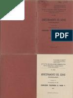 Addestramento del Genio n. 4659. Telefono D. Mark v (1947)