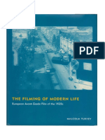 Malcolm Turvey the Filming of Modern Life