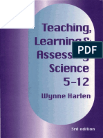 Teaching Learning n Assessing Science 5 12
