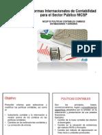 2. Nicsp 03 Políticas Contables Cambios Estimac y Errores