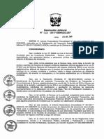 Resolucion Jefatural SENACE 023 2017 JEF
