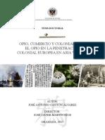 Opio Comercio y Colonialismo
