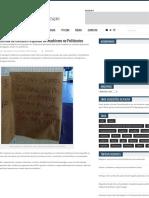 Oficina de Cartazes Responde Ao Machismo No Politécnico – Jornal Comunicação – UFPR