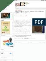 imprensabr Cartazes machistas expostos dentro do Centro Politécnico da UFPR revoltam acadêmicos