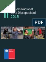 Folleto II Estudio Nacional de La Discapacidad