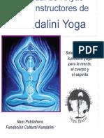 Manual de Kriyas Para Instructores de Kundalini Yoga(2)