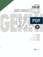 Genki - Elementary Japanese II