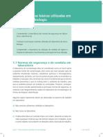 Normas de Segurança e Equipamentos Usados Em Microbiologia