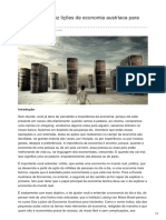 Mises Brasil - Dez Lições de Economia Austríaca Para Iniciantes