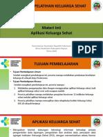 Materi Inti VII Aplikasi KS Pusdatin TOT 2017