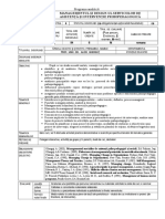 Fisa Disciplinei Managementul Si Designul Serviciilor