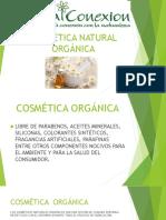 COSMÉTICA NATURAL ORGÁNICA.pptx