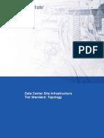 Data Center Site Infrastructure Tier Standar - Topology