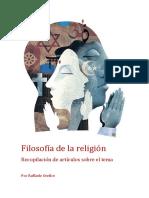 Curso de Filosofia de La Religion