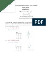 Cap III - O Cálculo com Geometria Analítica - Vol I - 3ª Edição - Ex 3.1.docx