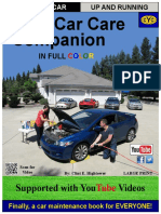 Car Care Companion Guide