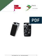 Parrot Minikit Slim User Guide Nl