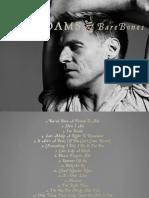 Digital Booklet - Bare Bones (UK iTunes Store Exclusive)