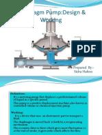 28691419 Diaphragm Pump Design Working