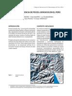 Ordoñez-Primera Evidencia de Peces Jurasicos en El Peru