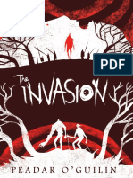 The Invasion  (The Call #2 Excerpt)