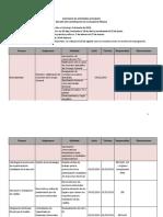 (03) Calendario actividades 3.1 versión actualizada