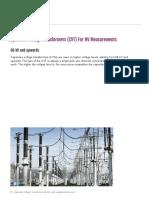 Capacitive Voltage Transformers (CVT) for HV Measurements _ EEP
