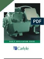 Carlyle Compressor O6D/E