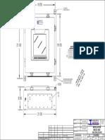 13-87WA9800 Installation Model 9800 DAQ Enclosure